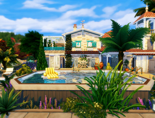 DURANCE – Provençal House