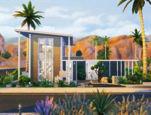 BASEGAME WOOD CONCRETE HOUSE