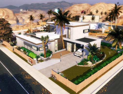 ALMA – Bauhaus Modern House
