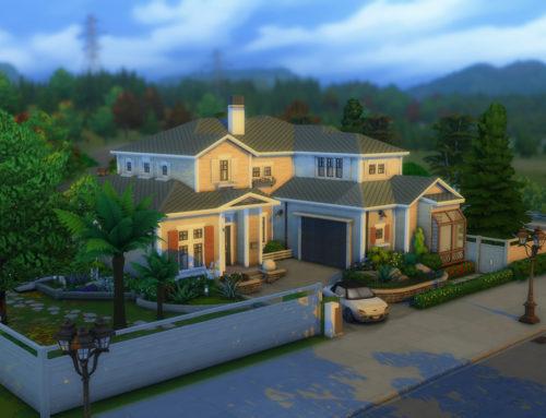 KAMALA – Large Suburban House